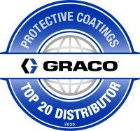 Graco HPCF North American Top 20 Distributor